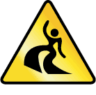 DanceSafe logo features the silhouette of a dancer in bell-bottoms.