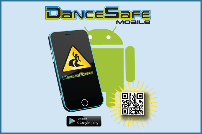 The DanceSafe Mobile App!