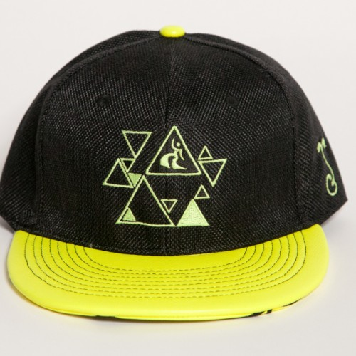 Front of the Snapback GRC Hat