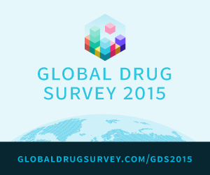 The 2015 Global Drug Survey is here!