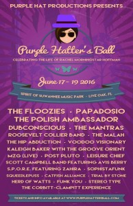 The Purple Hatters Ball @ Spirit of the Suwanee Music Park | Live Oak | Florida | United States