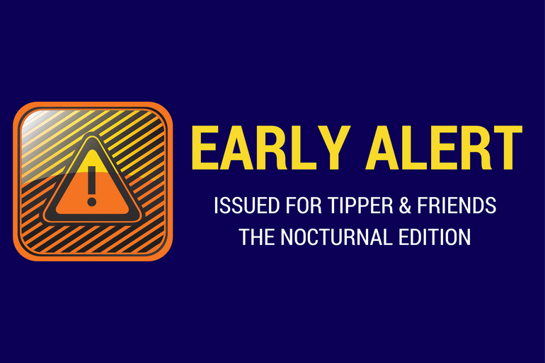 EARLY ALERT: Potential K Analogue Sold as Ketamine at Tipper & Friends Nocturnal Edition