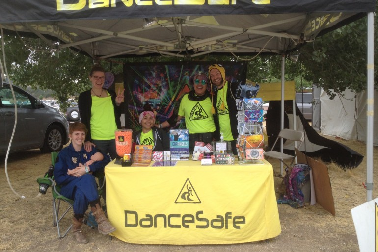 Reliving Lightning in a Bottle: Why You Should Volunteer With DanceSafe