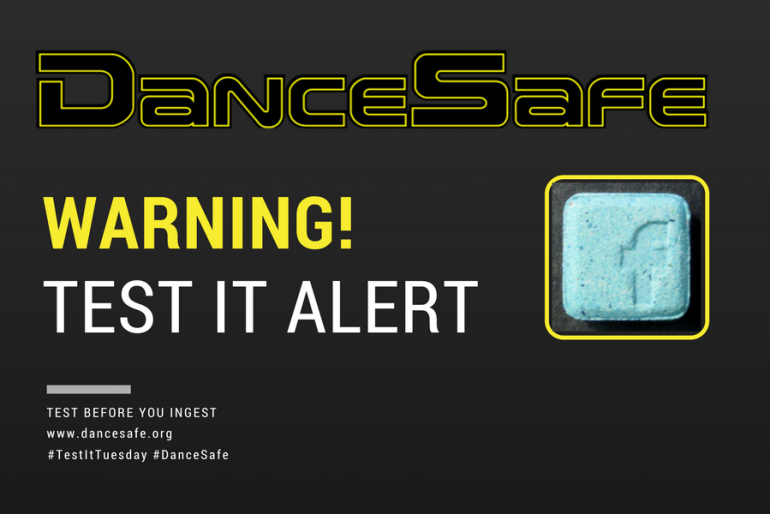 09/12/2017 #TestItTuesday Alert: Square 'Facebook' Tablet not MDMA as Advertised