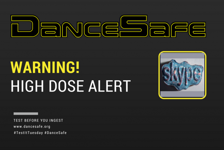 09/05/2017 #TestItTuesday Alert: High Dose Warning Issued for Bi-Layer 'Skype' Tablet