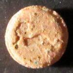 Pink Naked Lady Press Pill 2