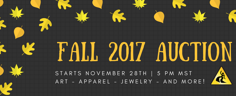 DanceSafe's Fall Auction is Live!
