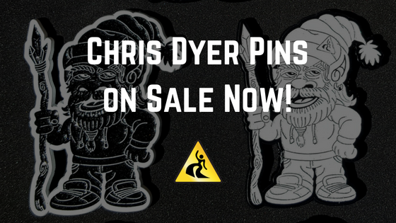 Get Your Limited Edition Hempy Pins Before They're Gone!