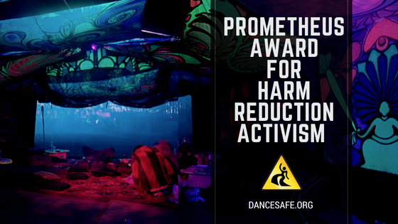 2018 Marks the Inauguration of The Prometheus Award for Harm Reduction Activism