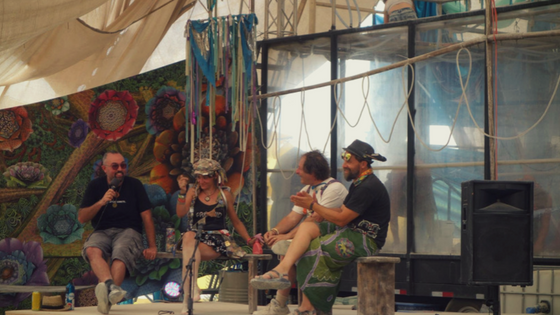 Learn How to Reduce Your Harms, Maximize Your Benefits, and Get Home Safely from Burning Man