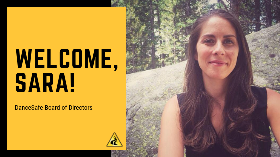 DanceSafe Welcomes Sara Gael of the Zendo Project to its Board of Directors