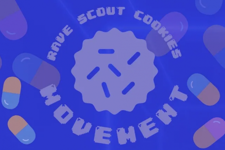 DanceSafe partners with Rave Scout Cookies to bring harm reduction education to underrepresented underground communities