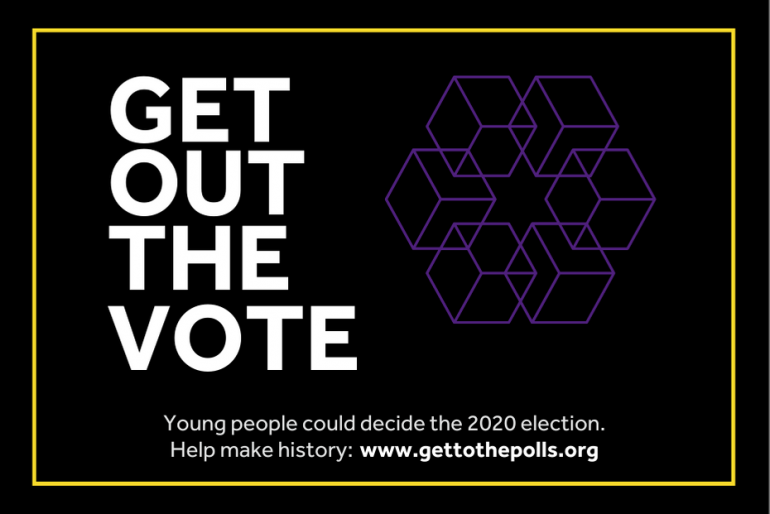 Young Folks: Get Out the Vote!
