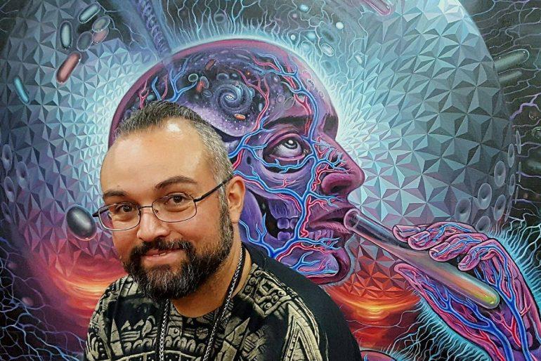 Hispanic Heritage Month: Mitchell Gomez